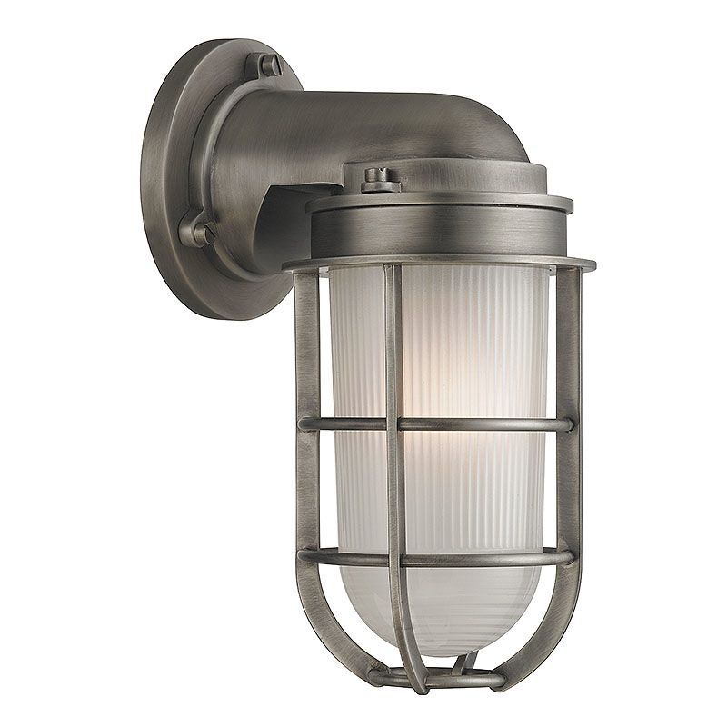 Hudson Valley Lighting 240 Carson 1 Light Nautical Outdoor Wall Sconce Sale $598.00 ITEM#: 2402267 MODEL# :240-AN UPC#: 806134174279 :