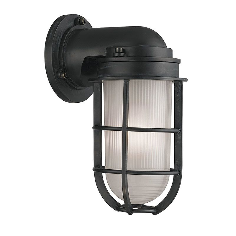 Hudson Valley Lighting 240 Carson 1 Light Nautical Outdoor Wall Sconce Sale $598.00 ITEM#: 2402266 MODEL# :240-AZ UPC#: 806134174286 :