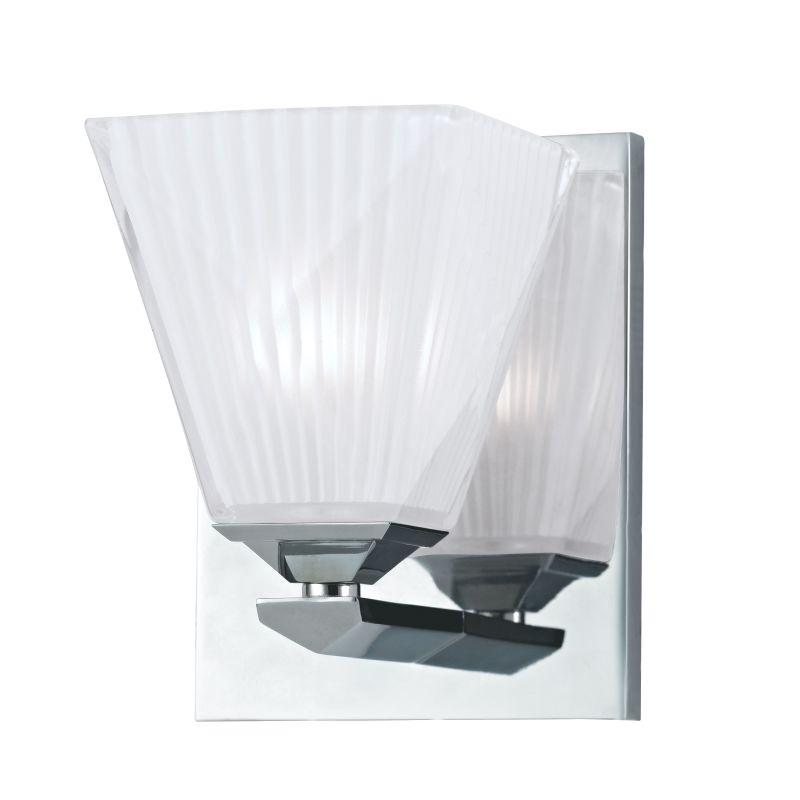 Hudson Valley Lighting 2431 Hammond 1 Light Xenon Bathroom Sconce Sale $68.80 ITEM#: 2295028 MODEL# :2431-PC UPC#: 806134159313 :