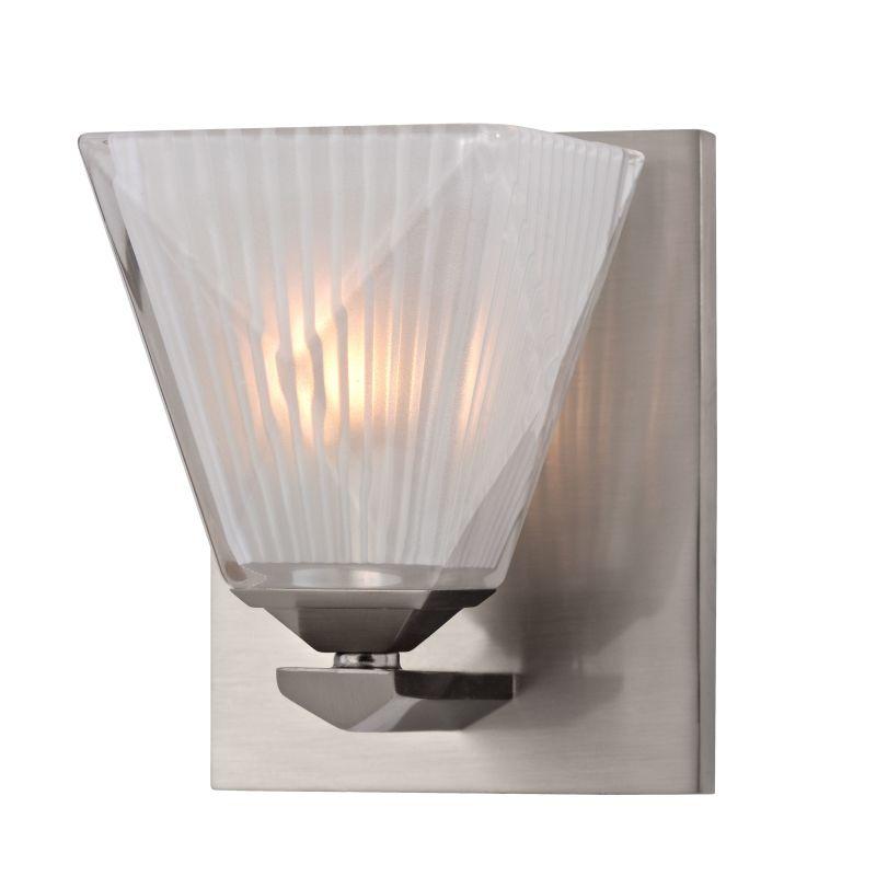 Hudson Valley Lighting 2431 Hammond 1 Light Xenon Bathroom Sconce Sale $68.80 ITEM#: 2295029 MODEL# :2431-SN UPC#: 806134159320 :