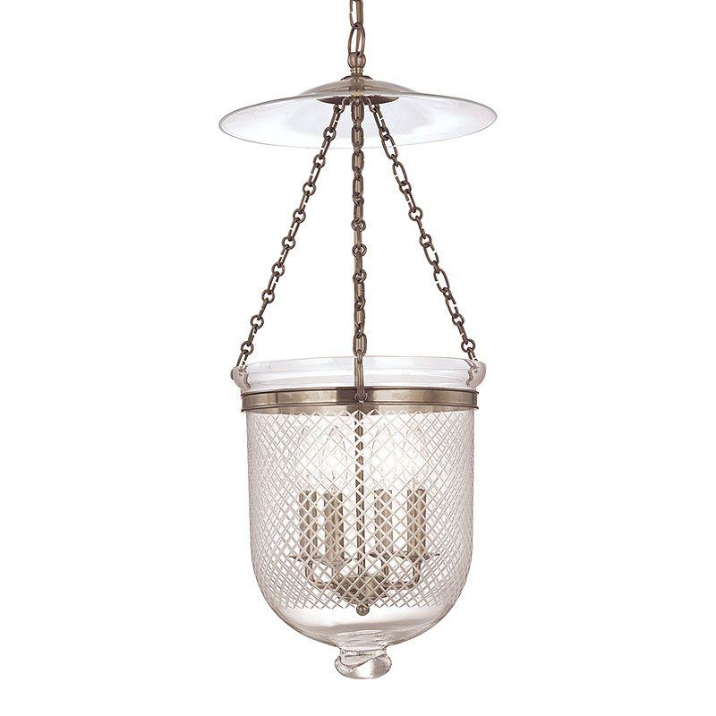 Hudson Valley Lighting 255-C2 Four Light Pendant from the Hampton Sale $1060.00 ITEM#: 983692 MODEL# :255-HN-C2 UPC#: 806134057473 :