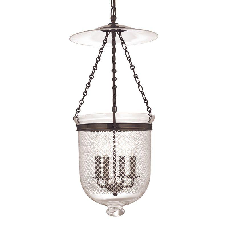 Hudson Valley Lighting 255-C2 Four Light Pendant from the Hampton Sale $1060.00 ITEM#: 983693 MODEL# :255-OB-C2 UPC#: 806134057596 :