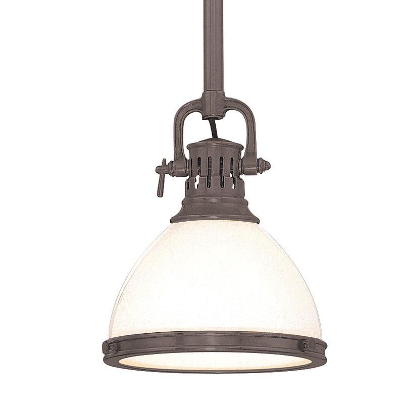 Hudson Valley Lighting 2621 Randolph 1 Light Farmhouse Style Mini Sale $398.00 ITEM#: 524829 MODEL# :2621-HB UPC#: 806134040888 :