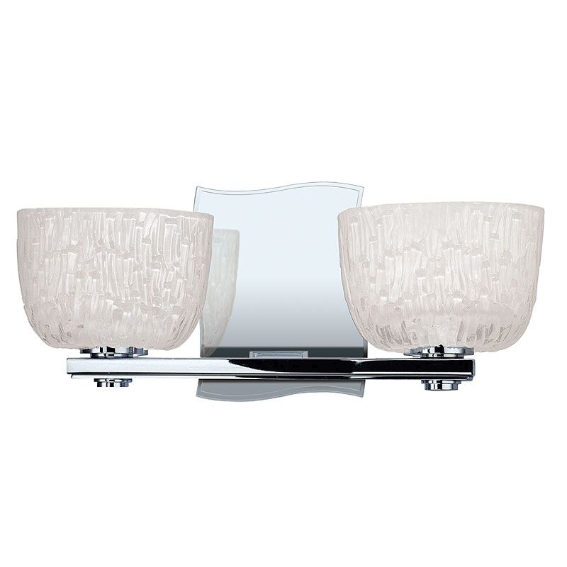 Hudson Valley Lighting 2662 Two Light Up Lighting Bath Vanity with