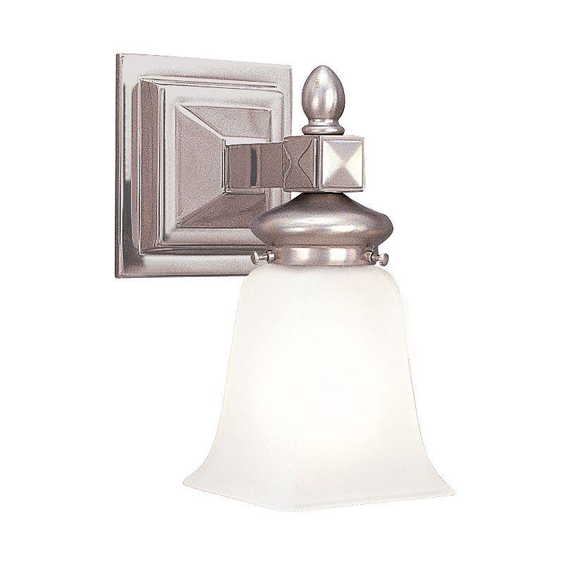 Hudson Valley Lighting 2821 Cumberland 1 Light Bathroom Wall Sconce