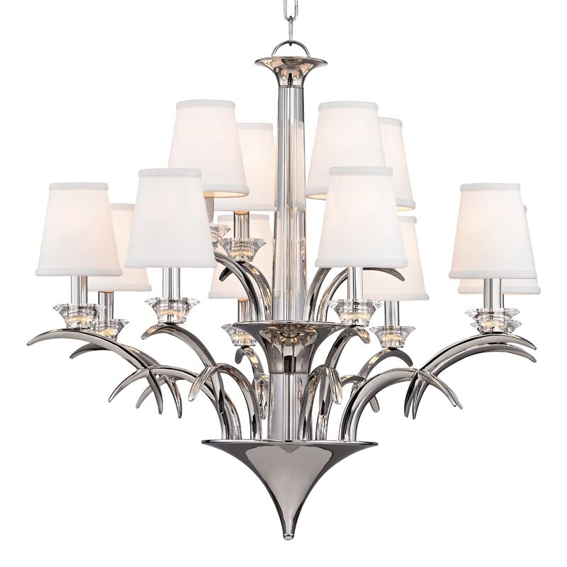 "Hudson Valley Lighting 3199 Marcellus 12 Light 32.5"" Wide Chandelier"