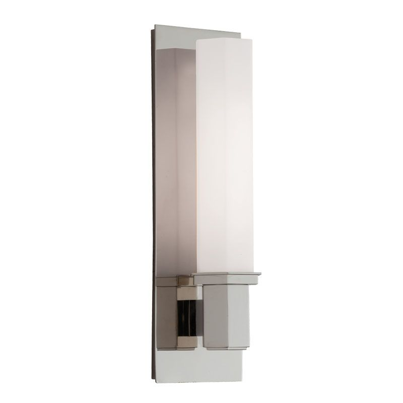 Hudson Valley Lighting 320 Walton 1 Light Bathroom Sconce Polished