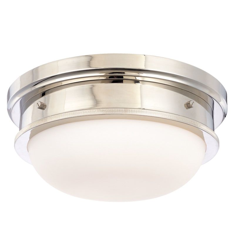 Hudson Valley Lighting 3323 Trumbull 3 Light Flush Mount Ceiling