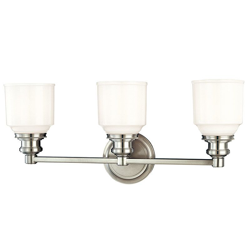 Hudson Valley Lighting 3403 Three Light Wall Sconce from the Windham