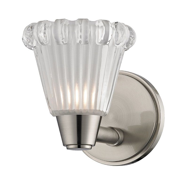 Hudson Valley Lighting 3441 Varick 1 Light Bathroom Wall Sconce with