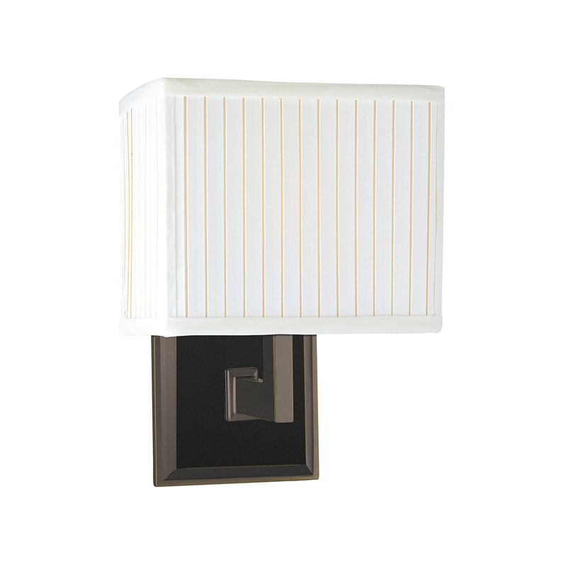 Hudson Valley Lighting 351 Single Light Wall Sconce from the Waverly