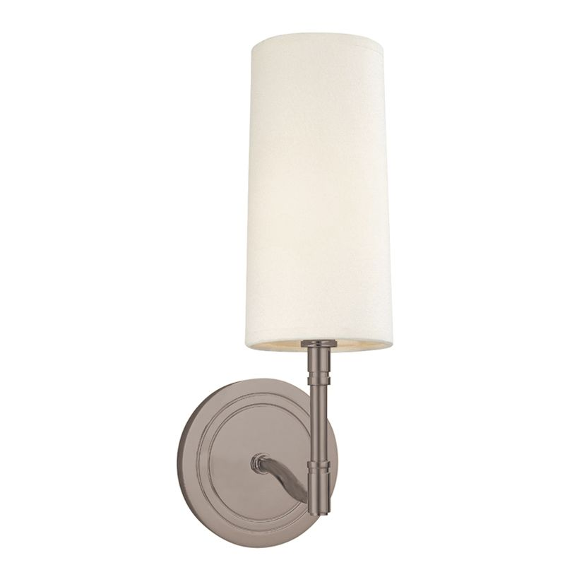 Hudson Valley Lighting 361 One Light Wall Sconce from the Dillion Sale $236.00 ITEM#: 982160 MODEL# :361-AN UPC#: 806134102081 :