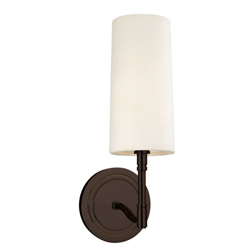 Hudson Valley Lighting 361 One Light Wall Sconce from the Dillion Sale $236.00 ITEM#: 982161 MODEL# :361-OB UPC#: 806134102098 :