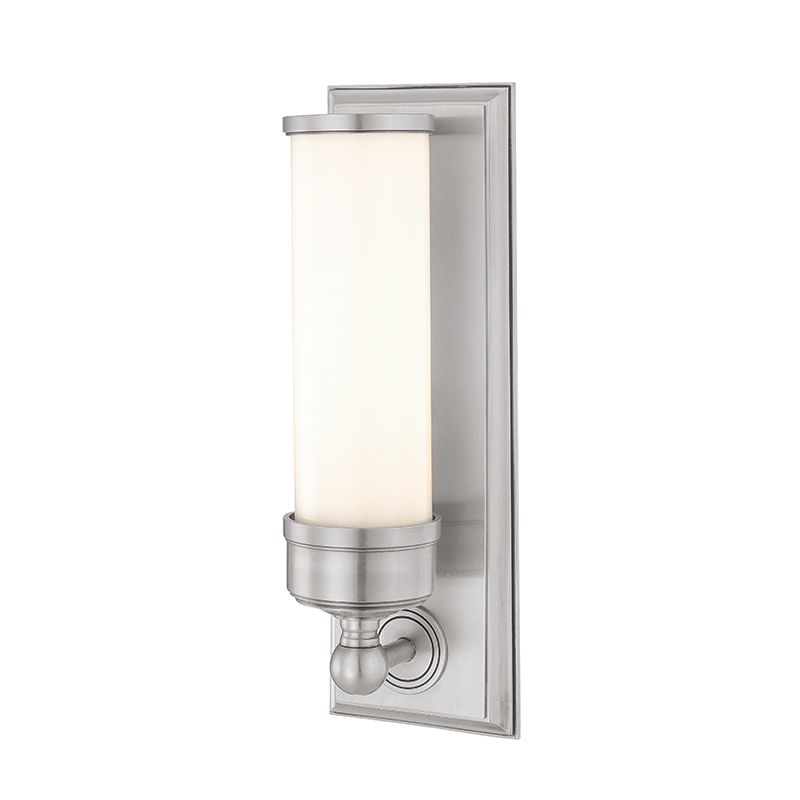 Hudson Valley Lighting 371 Indoor Wall Sconce Light Satin Nickel