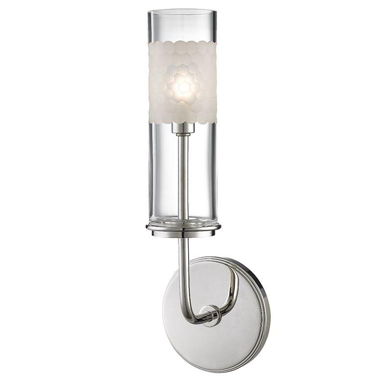"Hudson Valley Lighting 3901 Wentworth Single Light ADA Compliant 14"""