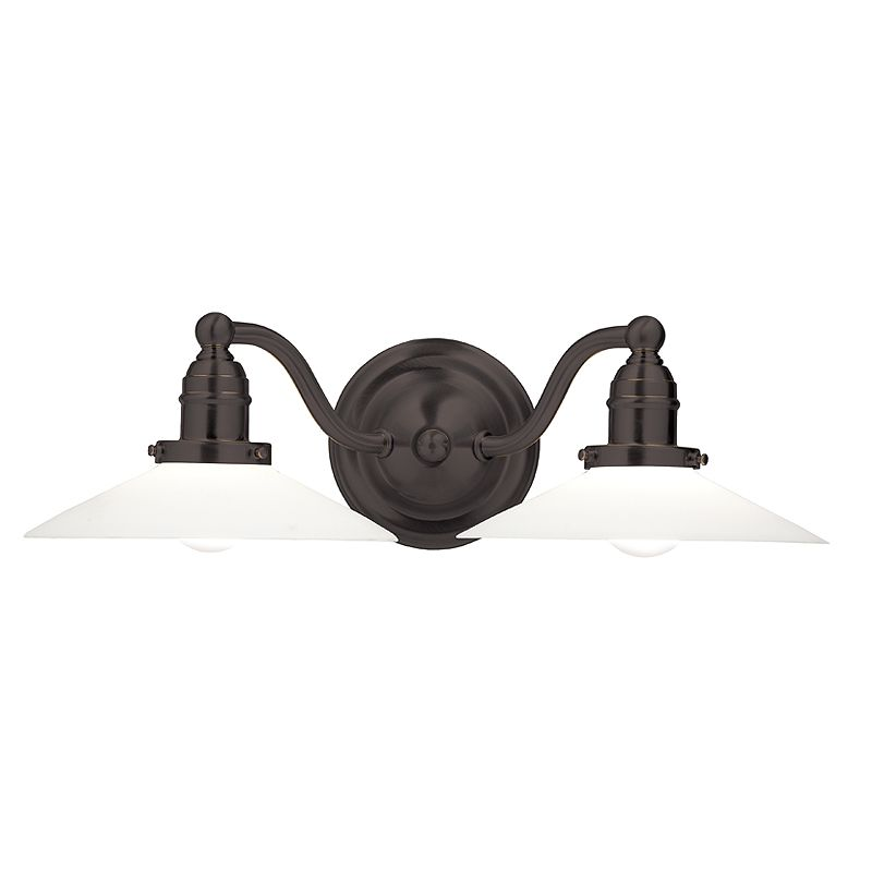 Hudson Valley Lighting 3912 Two Light Wall Sconce from the Hadley