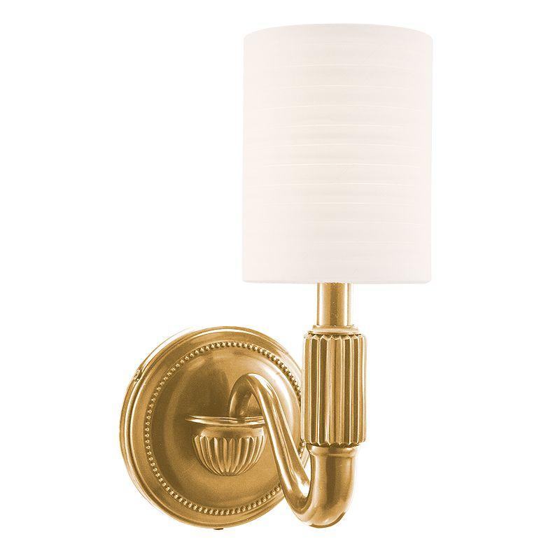 "Hudson Valley Lighting 401 Single Light 15"" Wide Bathroom Fixture from"