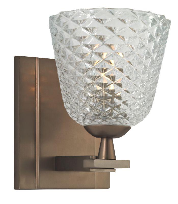 Hudson Valley Lighting 4061 Grafton 1 Light Xenon Bathroom Sconce Sale $68.80 ITEM#: 2295020 MODEL# :4061-BB UPC#: 806134159795 :