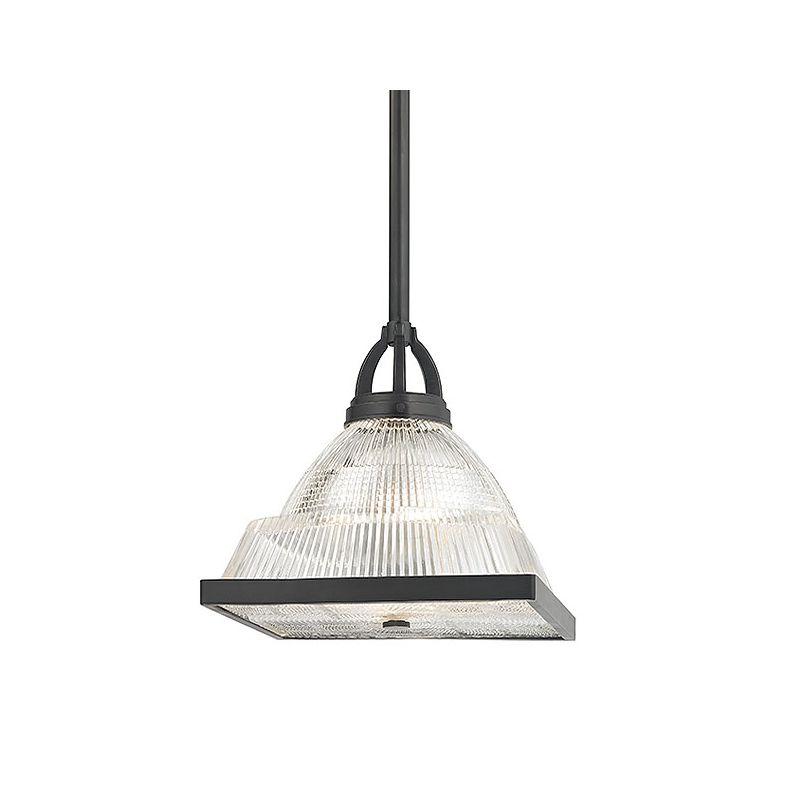 "Hudson Valley Lighting 4414 Harriman 1 Light 15"" Pendant with"