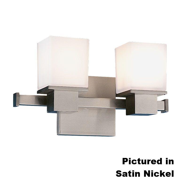"Hudson Valley Lighting 4442 Two Light 11.87"" Wide Bathroom Fixture"