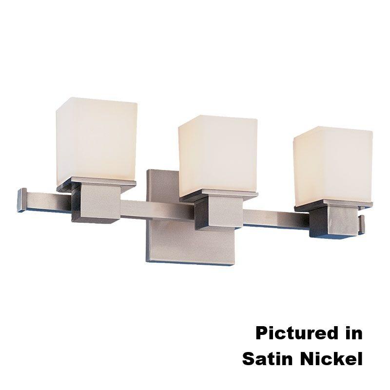 "Hudson Valley Lighting 4443 Three Light 16.62"" Wide Bathroom Fixture"