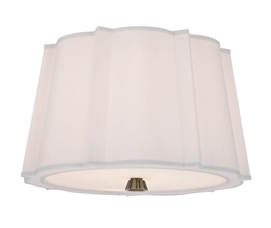 Hudson Valley Lighting 4817 Humphrey 2 Light Flush Mount Ceiling