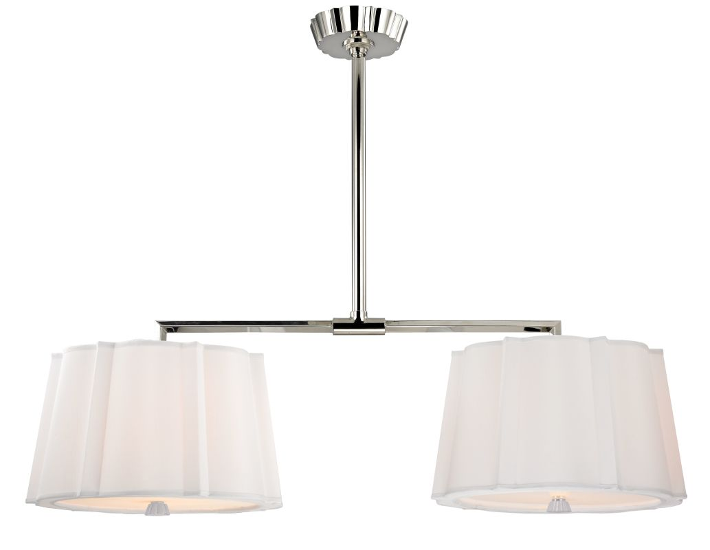 Hudson Valley Lighting 4844 Humphrey 4 Light Island Light Polished