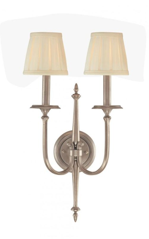 Hudson Valley Lighting 5202 Two Light Wall Sconce from the Jefferson