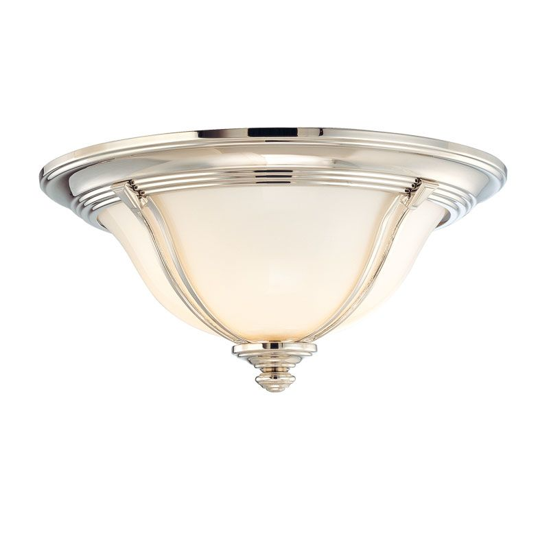 Hudson Valley Lighting 5411 Single Light Down Lighting Semi Flushmount