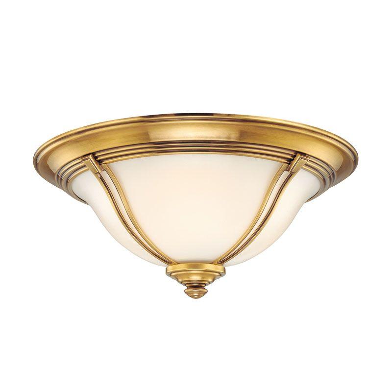 Hudson Valley Lighting 5414 Carrollton 2 Light Flush Mount Ceiling Sale $369.00 ITEM#: 1103423 MODEL# :5414-FB UPC#: 806134106041 :
