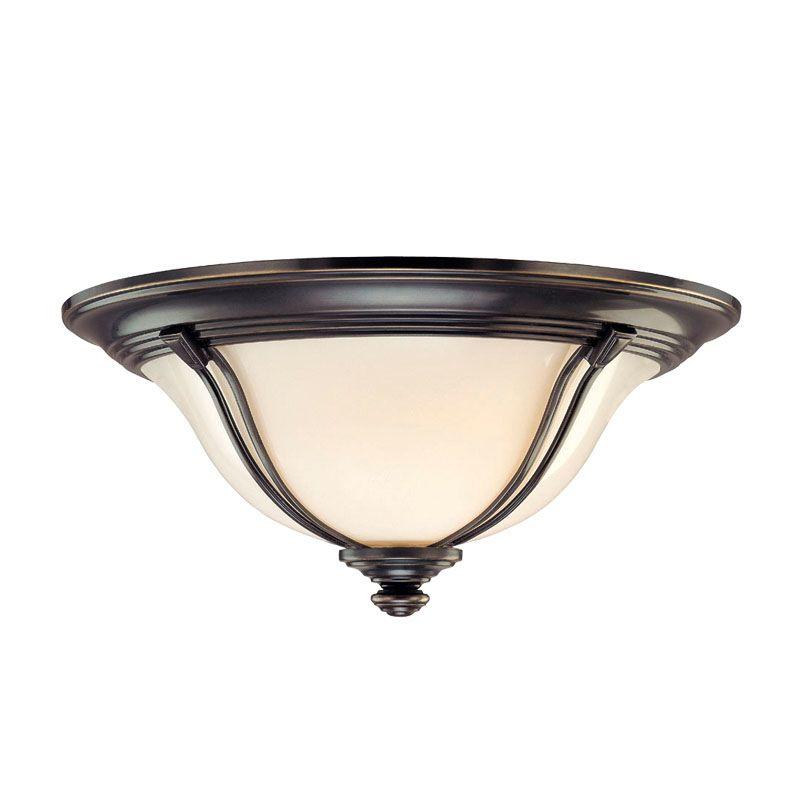 Hudson Valley Lighting 5414 Carrollton 2 Light Flush Mount Ceiling Sale $369.00 ITEM#: 1103424 MODEL# :5414-OB UPC#: 806134106058 :