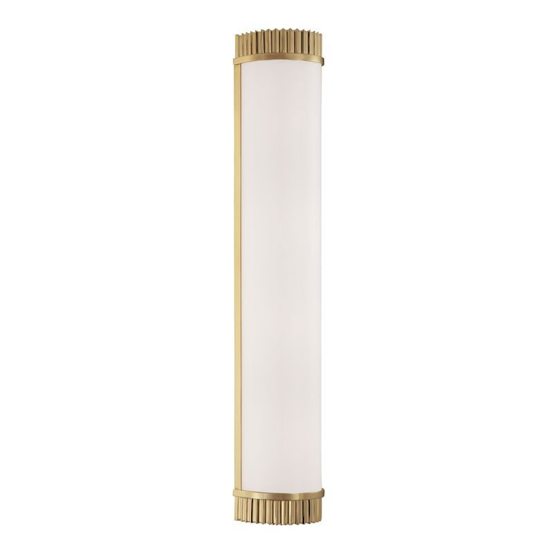Hudson Valley Lighting 563 Four Light Up / Down Lighting Brass Wall