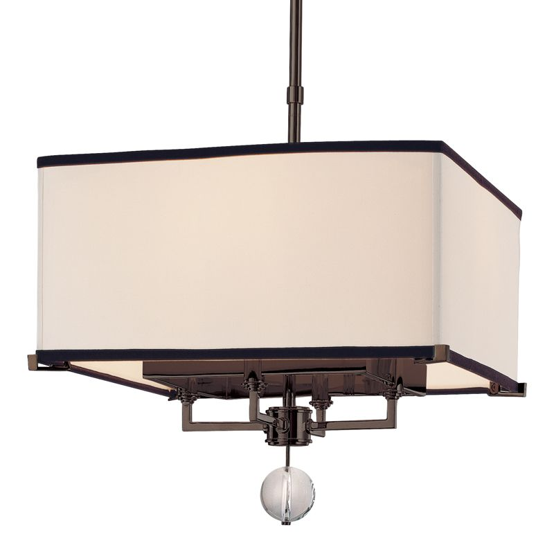 Hudson Valley Lighting 5644 Gresham Park 4 Light Pendant Old Bronze
