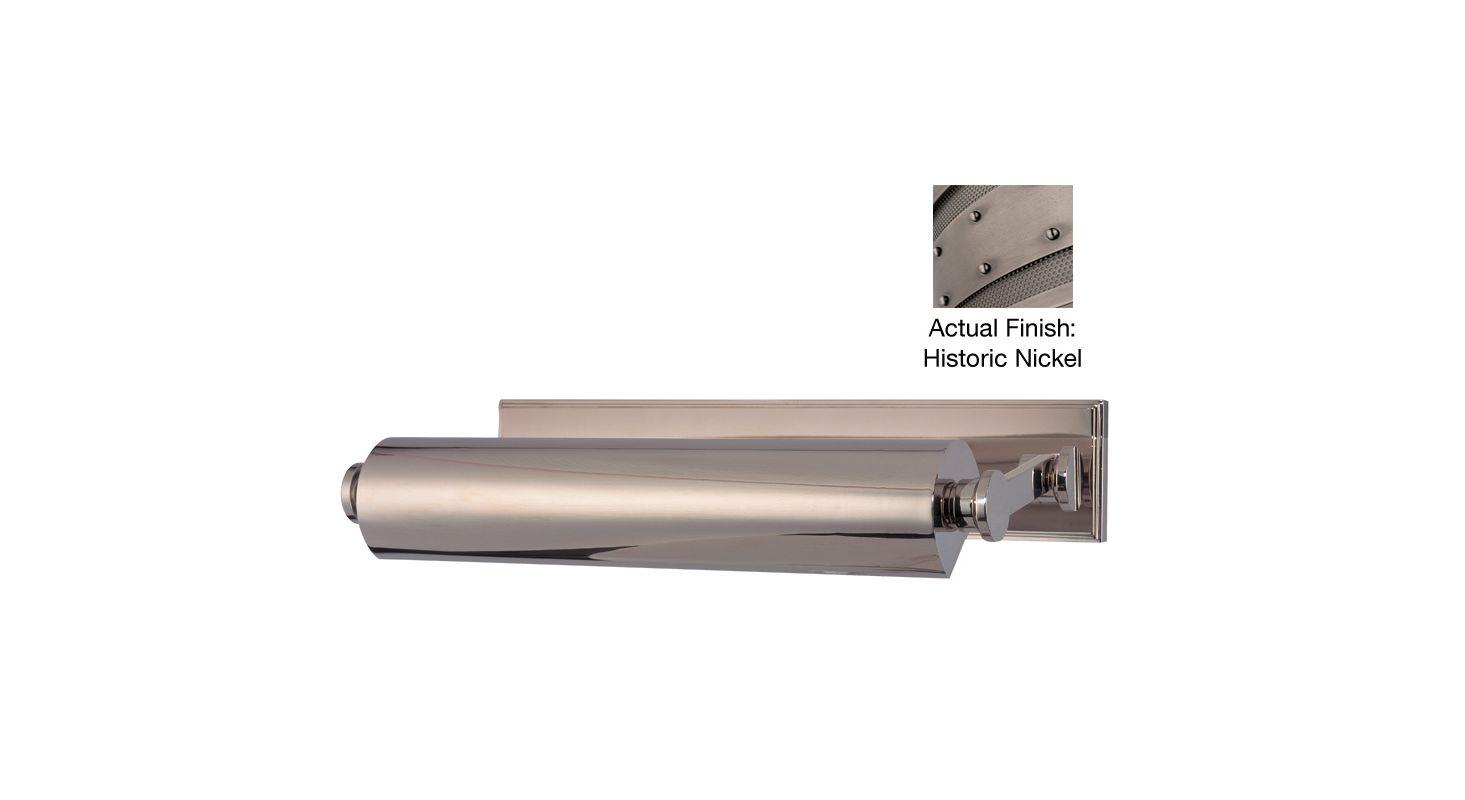 Hudson Valley Lighting 6015 Merrick 2 Light Solid Brass Picture Light Sale $750.00 ITEM#: 2063120 MODEL# :6015-HN UPC#: 806134131340 :