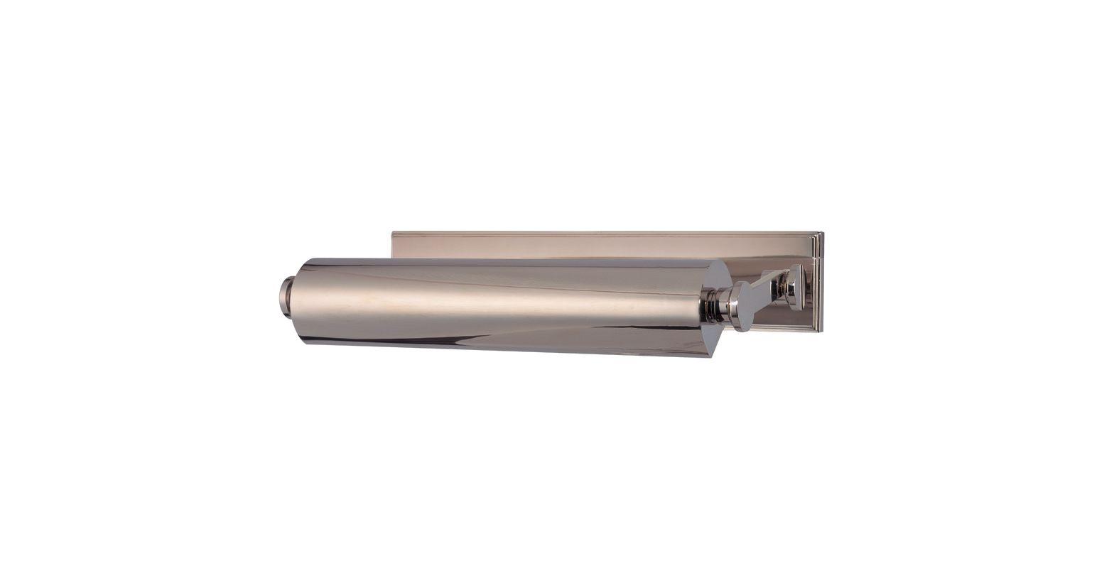 Hudson Valley Lighting 6015 Merrick 2 Light Solid Brass Picture Light Sale $750.00 ITEM#: 2063121 MODEL# :6015-PN UPC#: 806134131357 :