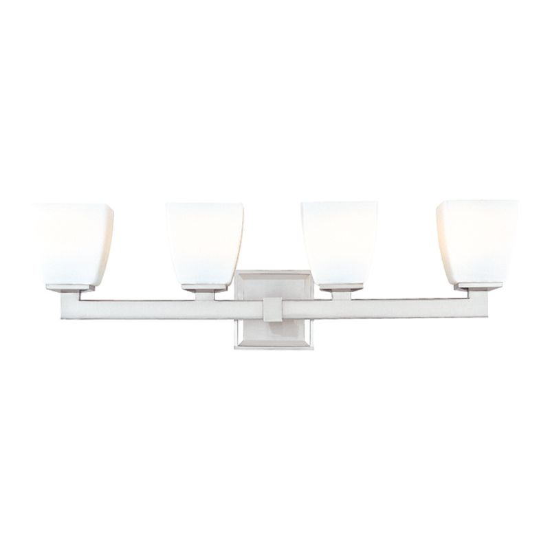 "Hudson Valley Lighting 6204 Four Light 25.12"" Wide Bathroom Fixture"