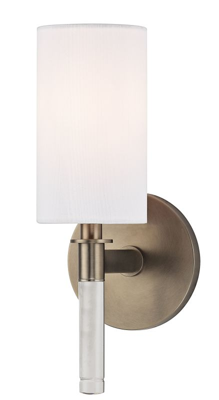 Hudson Valley Lighting 6311 Wylie 1 Light Wall Sconce Brushed Bronze