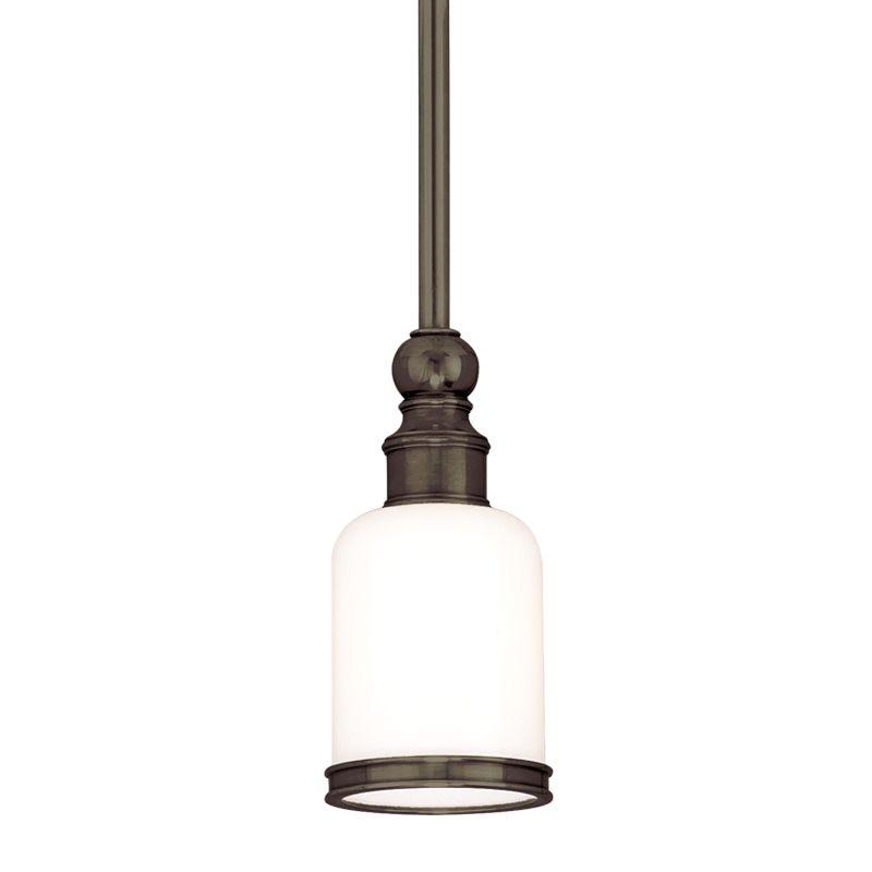 Hudson Valley Lighting 6321 Chatham 1 Light Mini Pendant with Opal Sale $428.00 ITEM#: 526134 MODEL# :6321-DB UPC#: 806134031114 :
