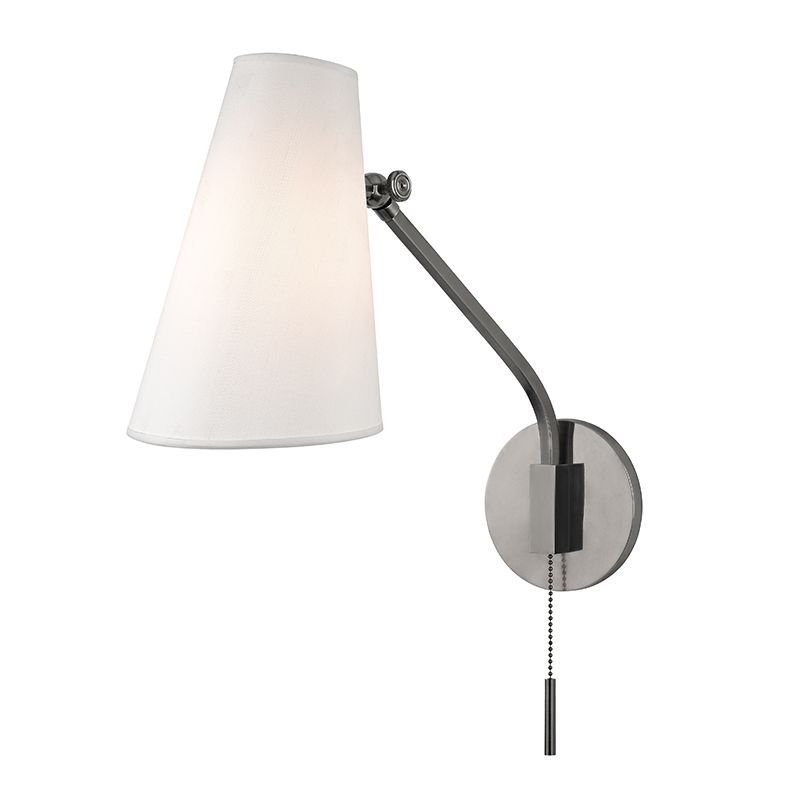 "Hudson Valley Lighting 6341 Patten 1 Light 16"" Tall Wall Sconce with"