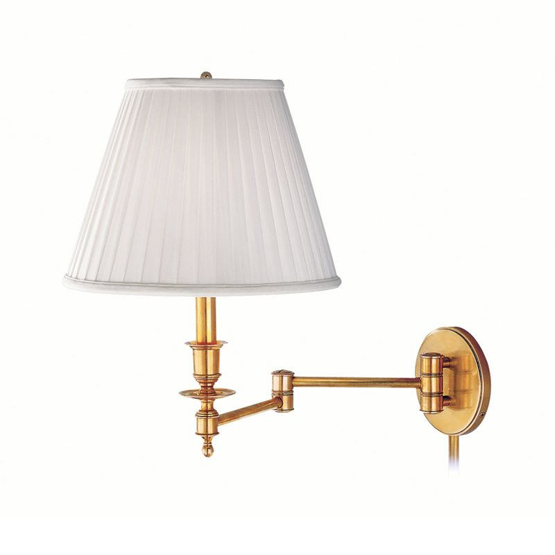Hudson Valley Lighting 6921 Single Light Wall Sconce from the Abington Sale $482.00 ITEM#: 524880 MODEL# :6921-PB UPC#: 806134032579 :