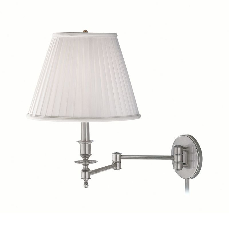 Hudson Valley Lighting 6921 Single Light Wall Sconce from the Abington Sale $482.00 ITEM#: 524879 MODEL# :6921-SN UPC#: 806134032531 :