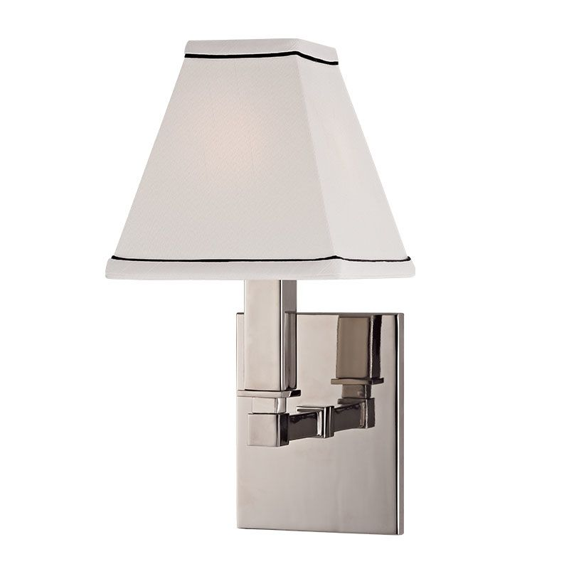 Hudson Valley Lighting 7021 Kingston 1 Light Wall Sconce with Faux