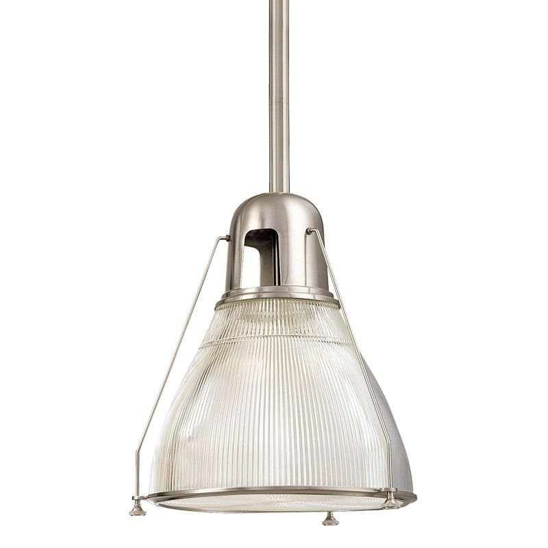 Hudson Valley Lighting 7311 Single Light Down Lighting Pendant with Sale $514.00 ITEM#: 567477 MODEL# :7311-SN UPC#: 806134060732 :