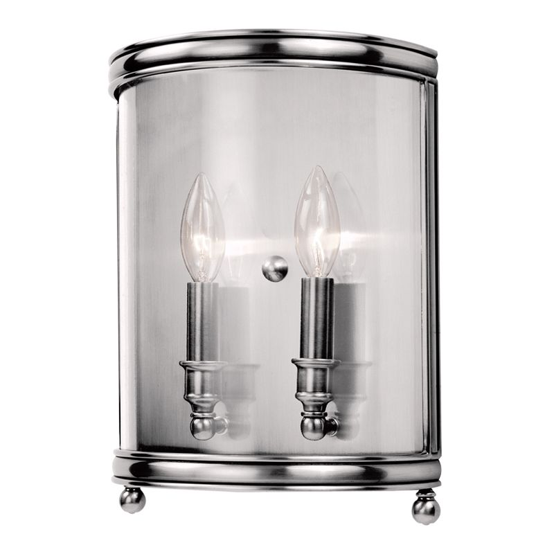 Hudson Valley Lighting 7802 Two Light Up Lighting Double Wall Sconce Sale $536.00 ITEM#: 1737655 MODEL# :7802-PN UPC#: 806134115944 :