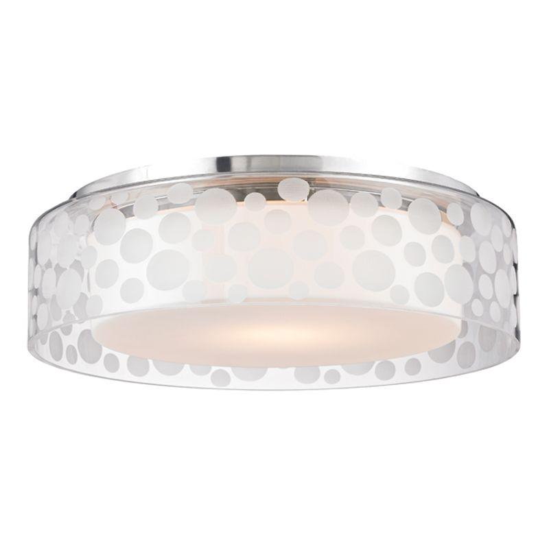 "Hudson Valley Lighting 7815 Carter Single Light LED 15"" Wide Semi Sale $550.00 ITEM#: 2880348 MODEL# :7815-SA UPC#: 806134782313 :"