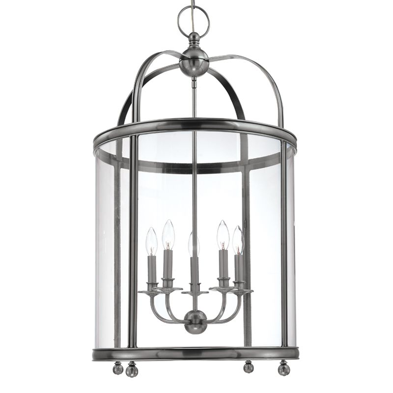 Hudson Valley Lighting 7820 Five Light Up Lighting Enclosed Foyer