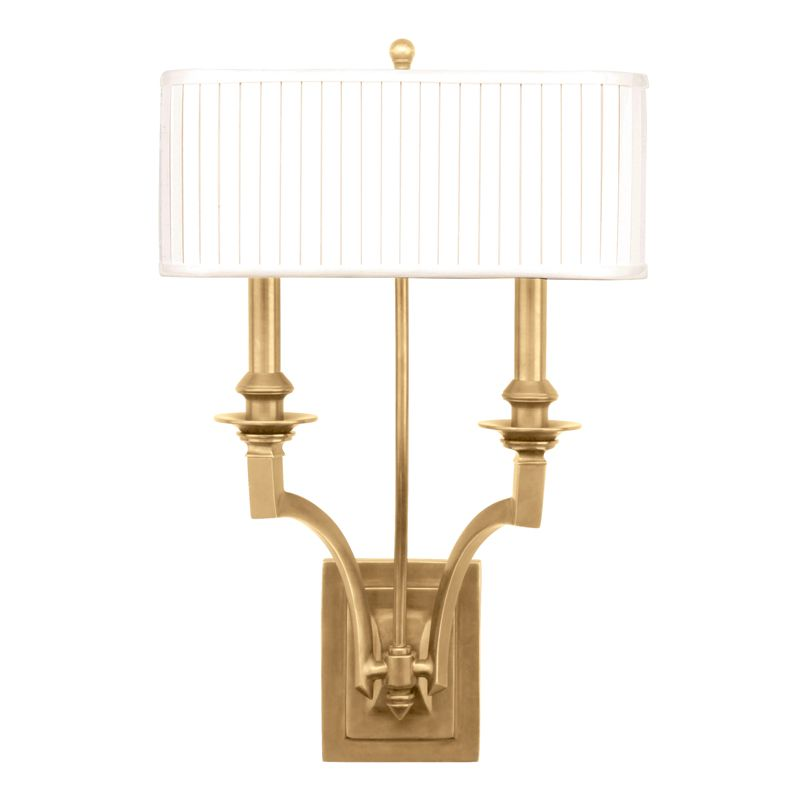 Hudson Valley Lighting 7902 Two Light Wall Sconce from the Mercer
