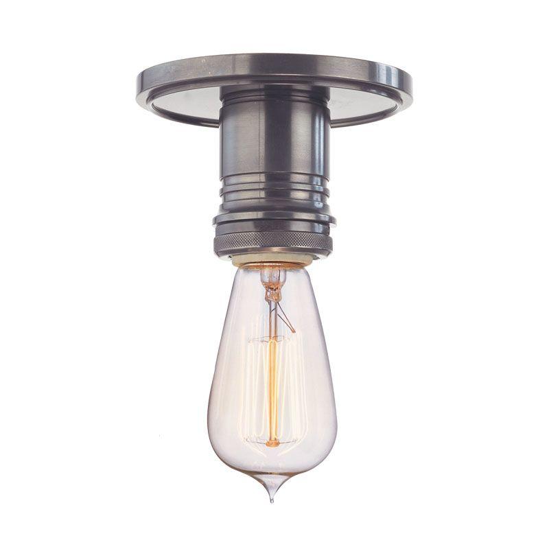 Hudson Valley Lighting 8100 Heirloom 1 Light Semi-Flush Ceiling