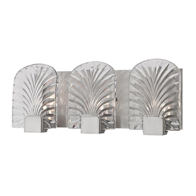 "Hudson Valley Lighting 8103 Marcy 3 Light ADA Compliant 17"" Bathroom"