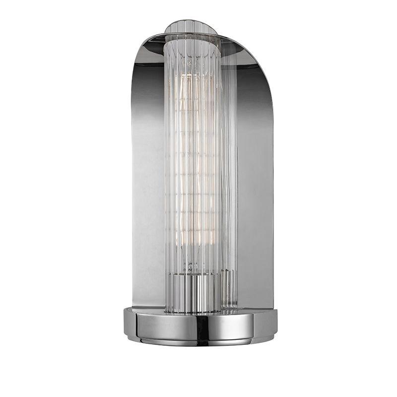 """Hudson Valley Lighting 8191 Medfield Single Light ADA Compliant 12"""""""
